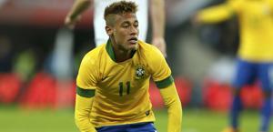 Neymar, è appena andato al Barcellona. Reuters