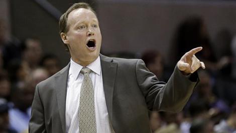 Mike Budenholzer, nuovo coach di Atlanta