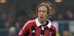 Massimo Ambrosini, capitano del Milan in scadenza di contratto. Bozzani
