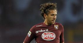 Alessio Cerci, centrocampista offensivo a metà tra Torino e Fiorentina. LaPresse