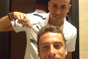 El Shaa barbiere - Che dite... mi fido???? Così Claudio Marchisio su Twitter