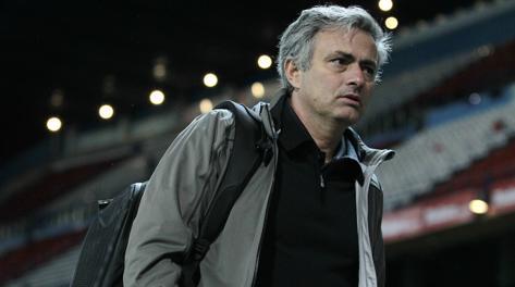 Josè Mourinho, ex tecnico del Real. LaPresse