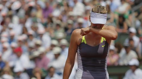 Maria Sharapova, vincitrice nel 2012. Ap