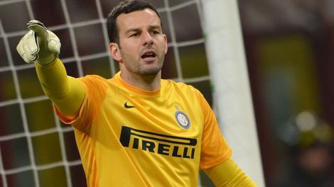 Samir Handanovic, 28 anni.  Bozzani
