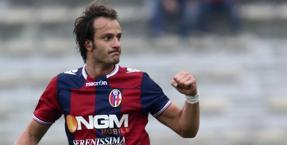 Alberto Gilardino, punta a metà tra Bologna e Genoa. Ansa