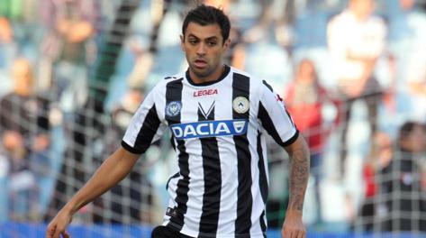 Danilo, difensore dell'Udinese. Ansa
