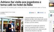 Adriano-De Rossi    IN BRASILE - L'ex