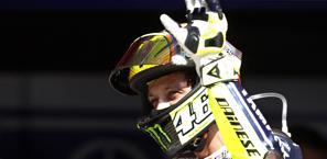 Valentino Rossi, solo un podio stagionale. Reuters