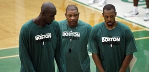 Rivers tra Garnett e Pierce: saranno ancora loro il futuro di Boston? Us Presswire