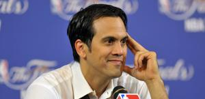Erik Spoelstra. Usa Today