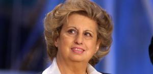 Maria Falcone, sorella del magistrato ucciso dalla mafia. LaPresse