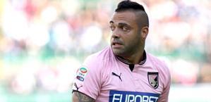 Fabrizio  Miccoli,  ex attaccante del Palermo. LaPresse