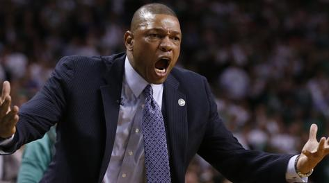 Doc Rivers, 51 anni, dal 2004 al 2013 a Boston. Usa Today