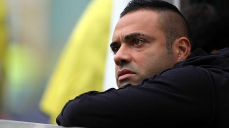 Fabrizio Miccoli, 34 anni. Ansa