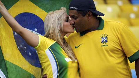 Grande attesa al Maracanà per la finale. Reuters