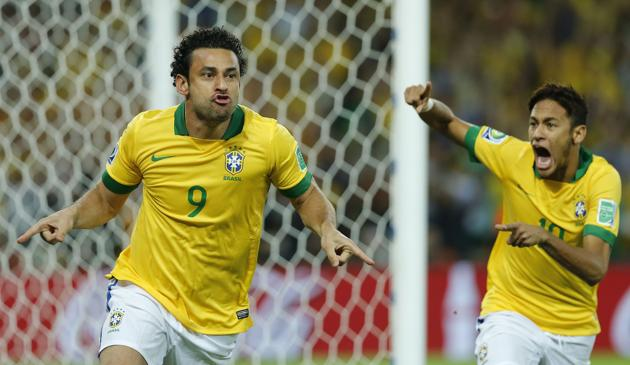 Кубок конфедераций. Финал. Бразилия - Испания</p></div><br /><p class=