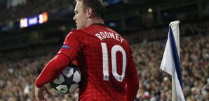 Wayne Rooney, 27 anni. Reuters