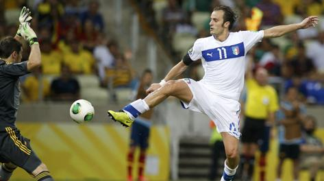 Alberto Gilardino, 31 anni. Reuters