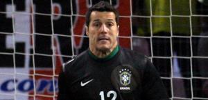 Julio Cesar, portiere del Brasile e del Qpr. Forte