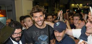 Fernando Llorente, 28 anni. LaPresse