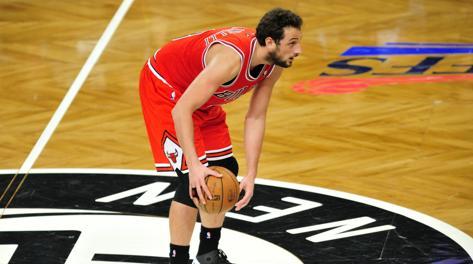 Marco Belinelli, 27 anni, piace soprattutto a Brooklyn e Indiana. usa Today Sports