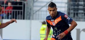 Younes Belhanda, centrocampista della Dinamo Kiev. Afp