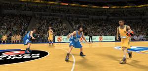 Un immagine del videogioco Nba2K14