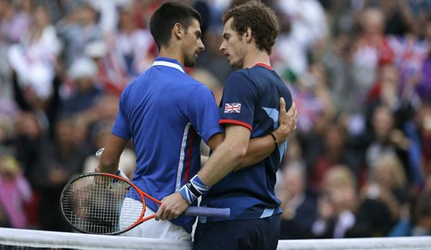 Wimbledon murray djokovic la finale dei gemelli diversi - Vai gemelli diversi ...