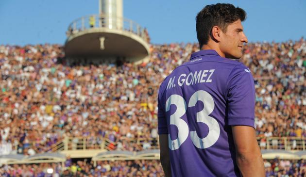Gomez idolo del Franchi. Ansa