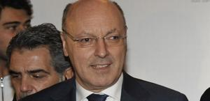 Il d.g. della Juventus Beppe Marotta. LaPresse