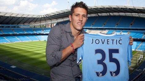 Stevan Jovetic, 23 anni