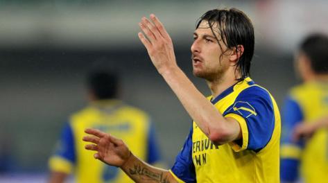 Francesco Acerbi, 25 anni, difensore del Sassuolo. LaPresse