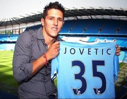 Stevan Jovetić, 23 anni. Ansa