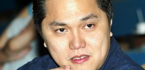 Erick Thohir, 43 anni. Epa