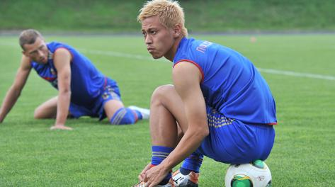 Keisuke Honda, 27 anni