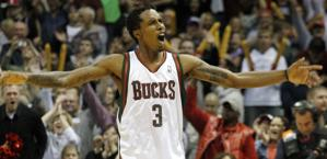 Brandon Jennings, 23 anni. Ap