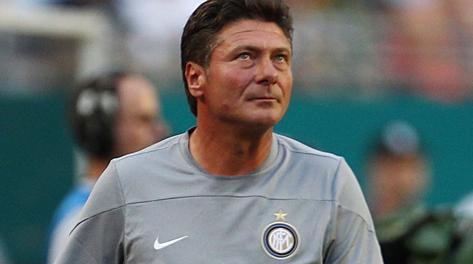 Walter Mazzarri, 51 anni, prima stagione all'Inter. Ap