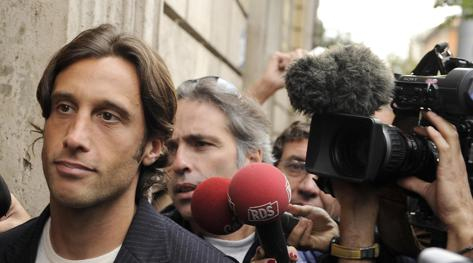 Stefano Mauri, 33 anni. Ansa