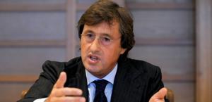 Il Procuratore Federale Stefano Palazzi. Ansa