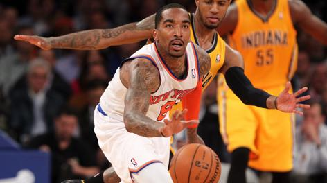JR Smith, sesto uomo dell'anno la scorsa stagione. Usa Today