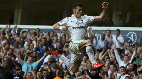 Gareth Bale, 24 anni. Epa