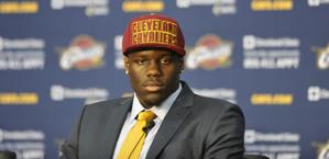 Anthony Bennett, prima scelta assoluta al draft 2013. Usa Today Sports