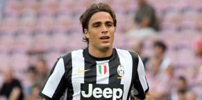 Alessandro Matri, attaccante della Juventus. Forte
