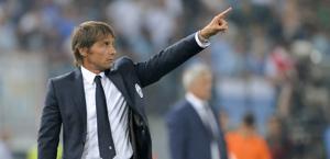 Antonio Conte, allenatore della Juventus. LaPresse