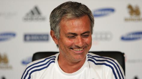 Jos� Mourinho, 56 anni, � tornato sulla panchina del Chelsea dopo 6 anni. Action