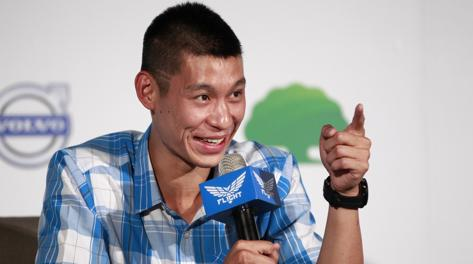 Jeremy Lin, 25 anni, 146 partite in Nba in carriera. Reuters