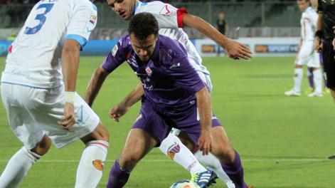 Giuseppe Rossi, tornato al gol dopo quasi due anni. LaPresse
