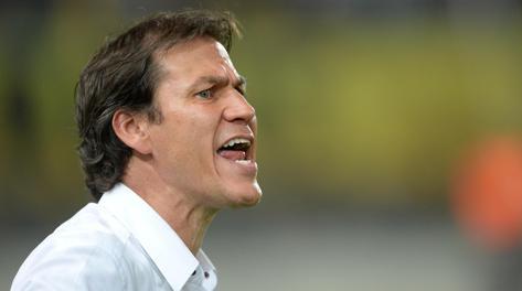 Rudi Garcia, 49 anni, tecnico della Roma. Ansa
