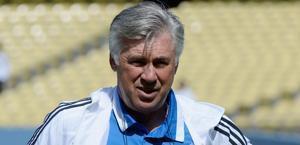 Carlo Ancelotti, nuovo tecnico del Real Madrid. Afp