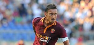 Francesco Totti. Ansa